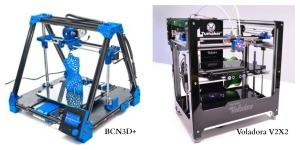 Impresoras 3D Voladora BCN3D+