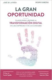 libros de tranformación digital